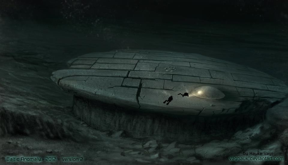 spacecraft found in ocean - photo #18