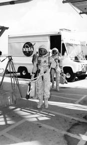 Apollo 1 Fire Investigation (page 2) - Pics about space