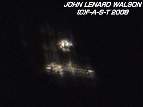 John Lenard Walson S Craft In Space
