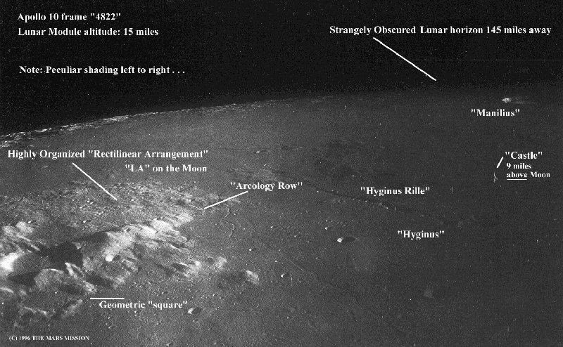 UFO - Ufology - Lunar Anomalies by Richard Hoagland